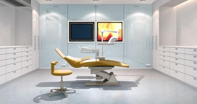 你的牙科诊所有这样的前台,还怕客源不足么?
